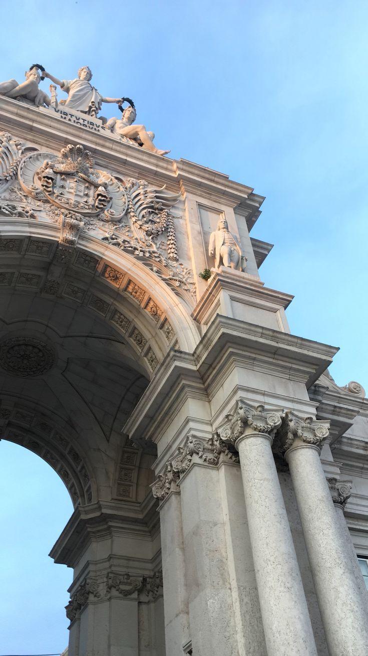 architecture – Arch of Augusta Street - Architectu