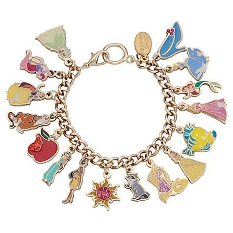 Disney Princess Charm Bracelet Words Cannot Describe How Much I Would Love To Own This