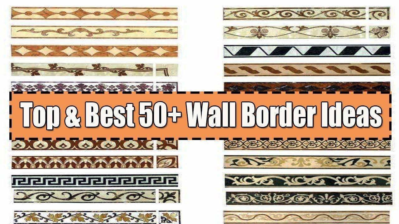 Top Best 50 Wall Border Ideas Wallpaper Border Ideas For Living Room Wall Borders Wallpaper Border Ceiling Design