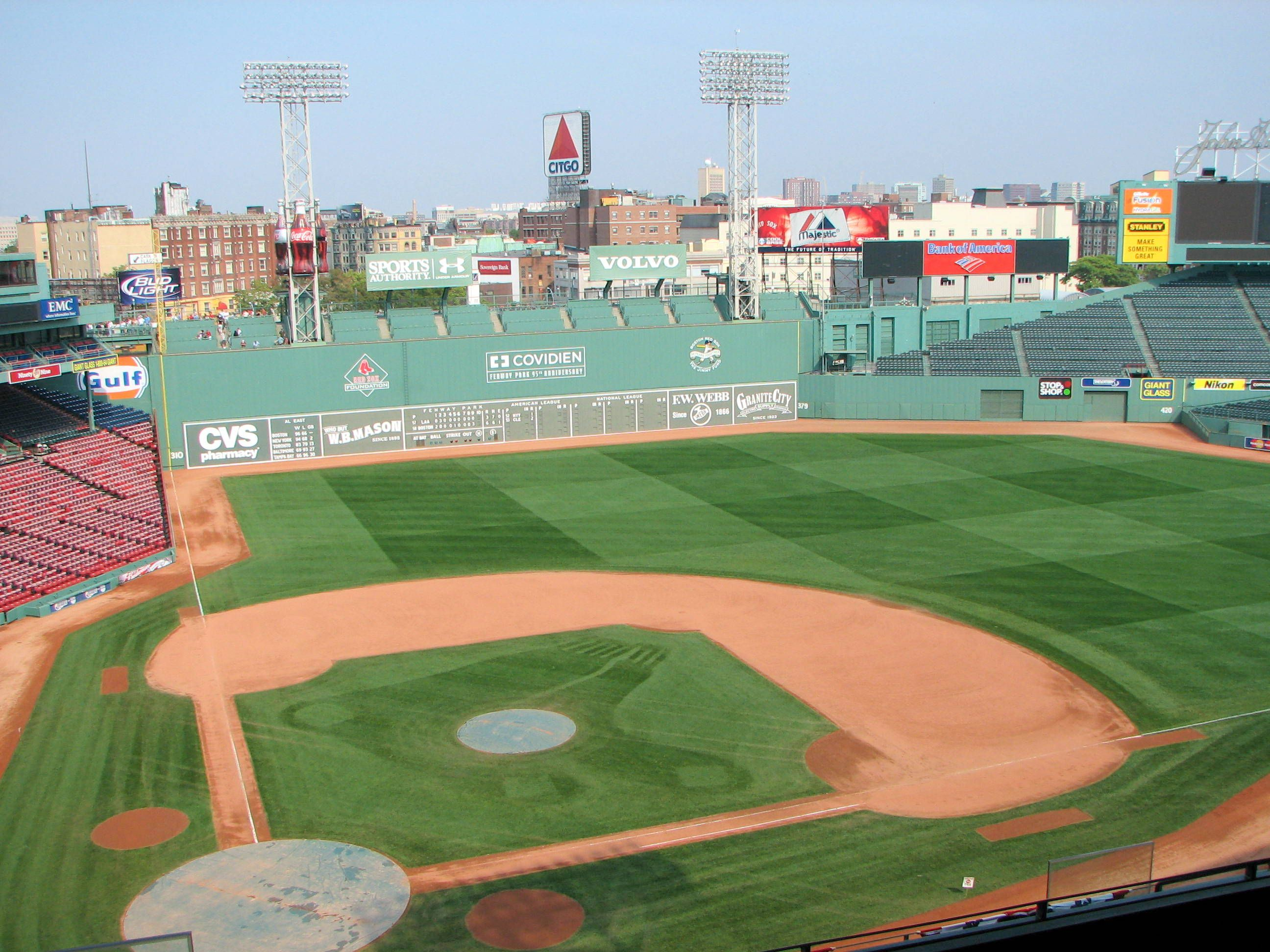 Boston Red Sox Fenway Park Boston Ma Classic Americana Old School With Great Character A Must See Fenway Park Boston Vacation Fenway Park Boston