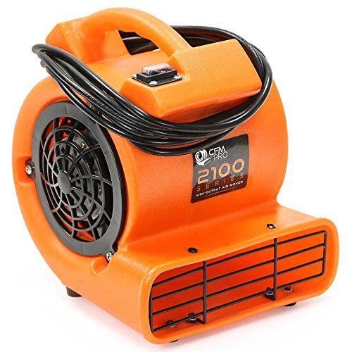 Cfm Pro Air Mover Amp Carpet Dryer Blower Fan 2 100 Series Blower Fans Fan Fan 2