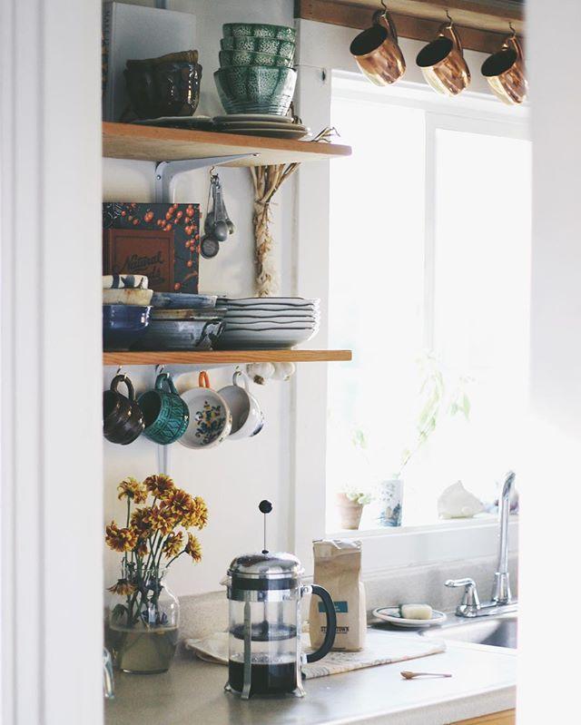 Kitchen ++ mangez bien Pinterest Küche, Wohnen und - küchenideen kleine küchen