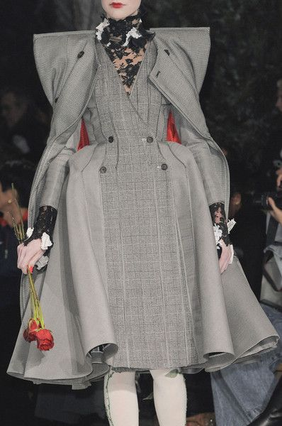 96a72845a94 Thom Browne at New York Fashion Week Fall 2013 | Runway | Fashion ...