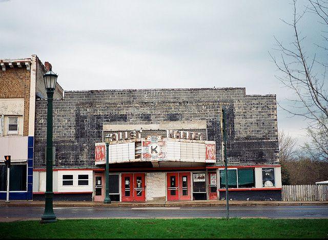 Kallet Theater, Pulaski, NY.   Pulaski, House of beauty