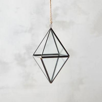 Framed Diamond Hanging Terrarium Spring 2018 Ideas Pinterest