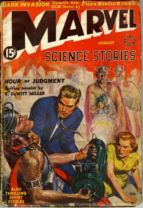 Fiction sexy covers science book