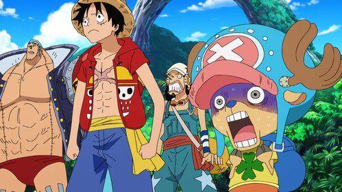One Piece - Adventure of Nebulandia