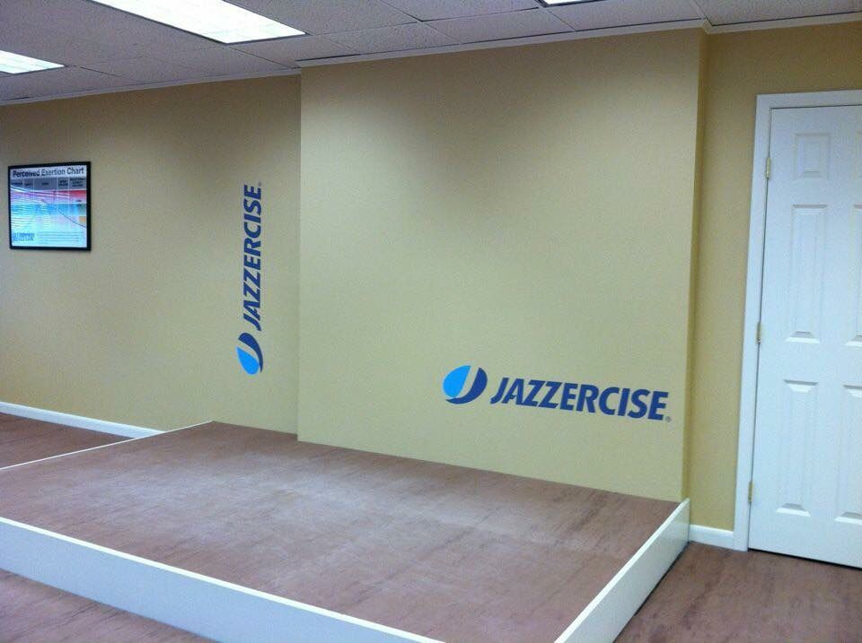 Flooring Idea From Kelly Shea Jazzercise Of Hackettstown In New Jersey Fitness Center Design Jazzercise Stage Design
