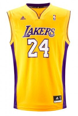 T-shirt adidas NBA Los Angeles Lakers 24 Kobe Bryant  5d08edfdb