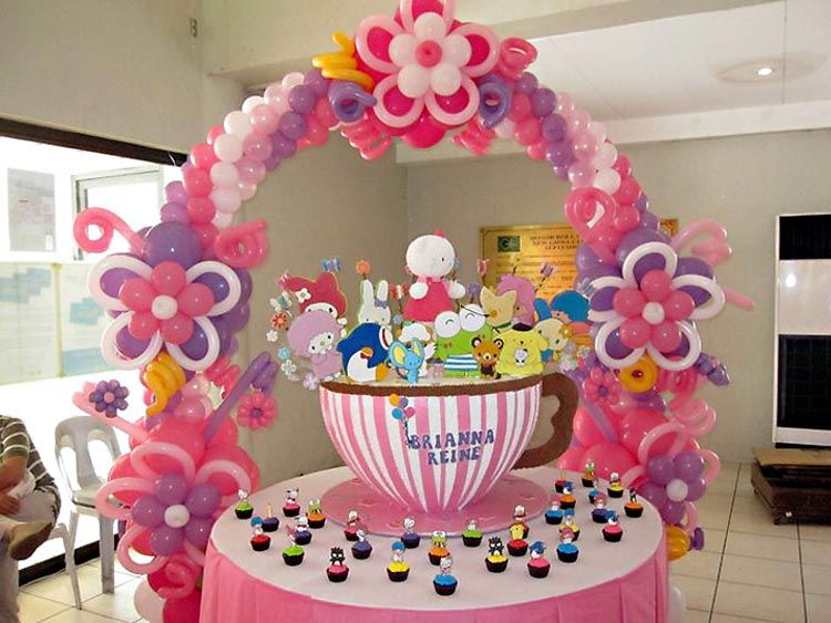 Flower Balloon Arch Fotos Pinterest Globo, Coronas y - imagenes de decoracion con globos