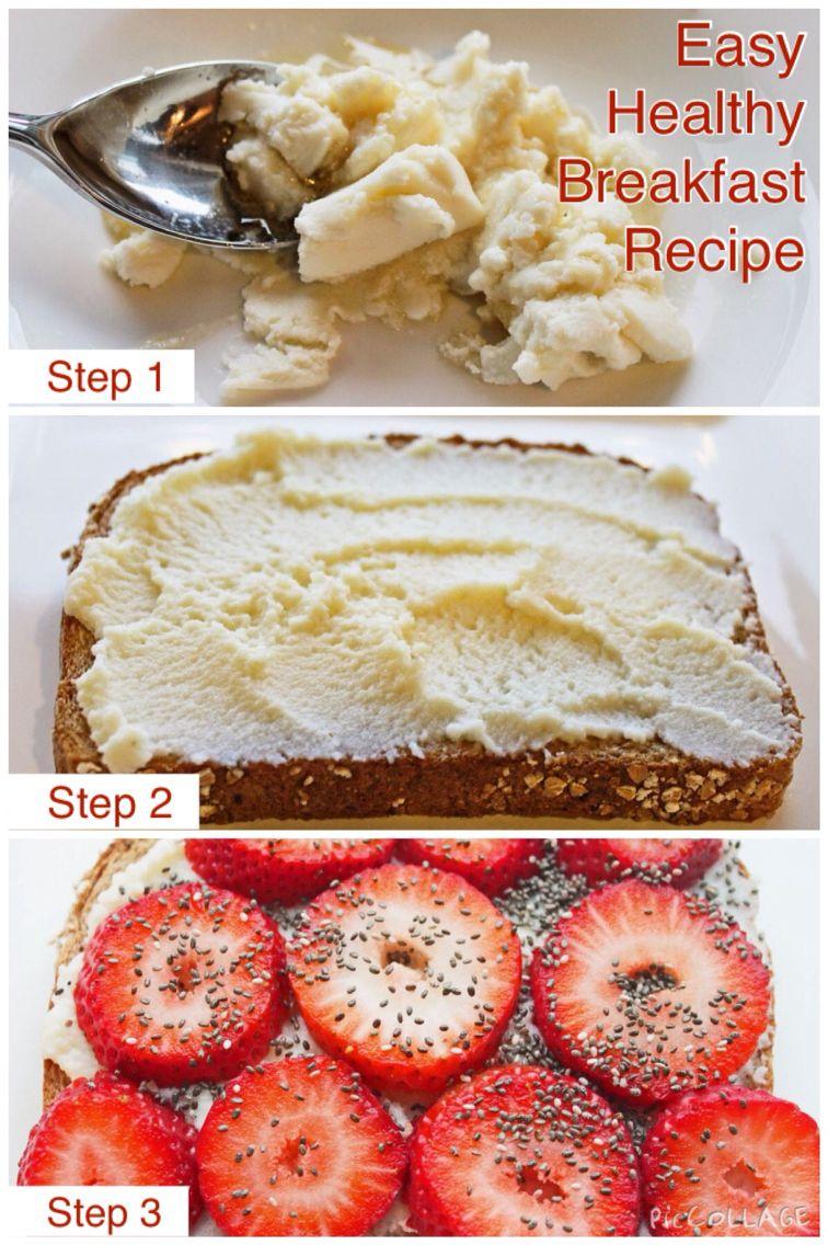 Pin On Easy Healthy Breakfast Recipes