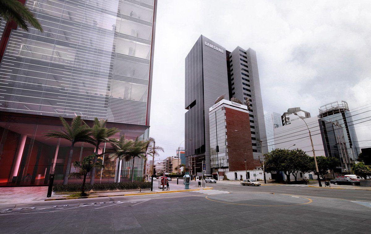 Costa Mar Offices Building Building Design Urban Fabric