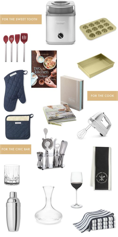Wedding Williams Sonoma Registry Must Haves