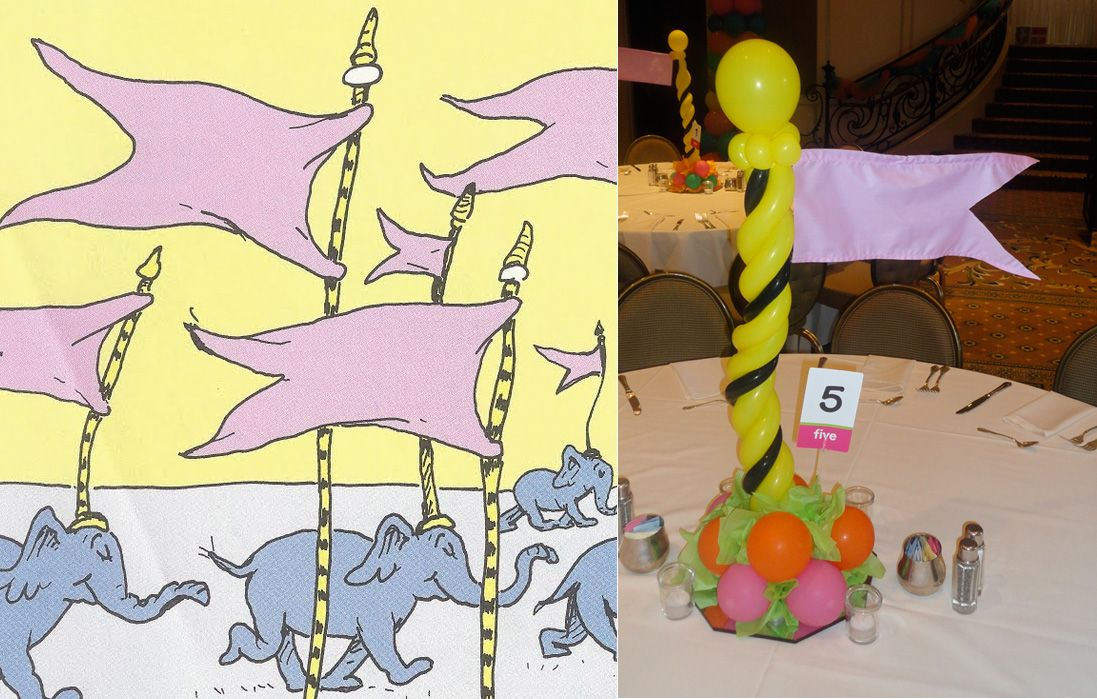 oh the places you'll go centerpieces - Google Search