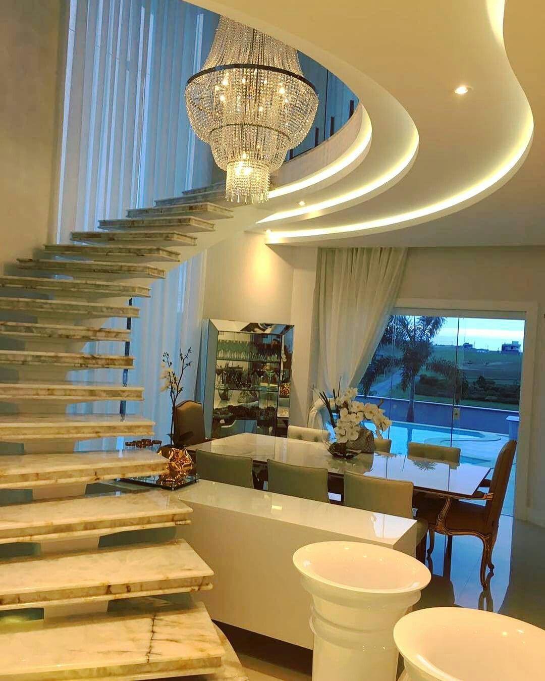 Pin By Arash Armin On Staircase Ceiling Design False Ceiling | Staircase False Ceiling Design | Hallway | Office | Duplex | Veneer Design | Simple