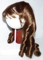 Doll Wig 12-13 - Monique Julienne Light Brown 3322