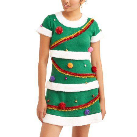 Women Christmas Sweater Dress.Women S Ugly Christmas Sweater Dress Products Christmas