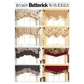 17 Best images about Valance Patterns on Pinterest | Sewing ...