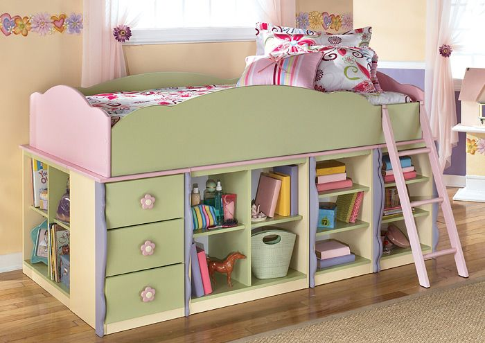 White 6 Cube Kids Toy Games Storage Unit Girls Boys: Doll House Youth Bedroom Can Transform A Room Into A
