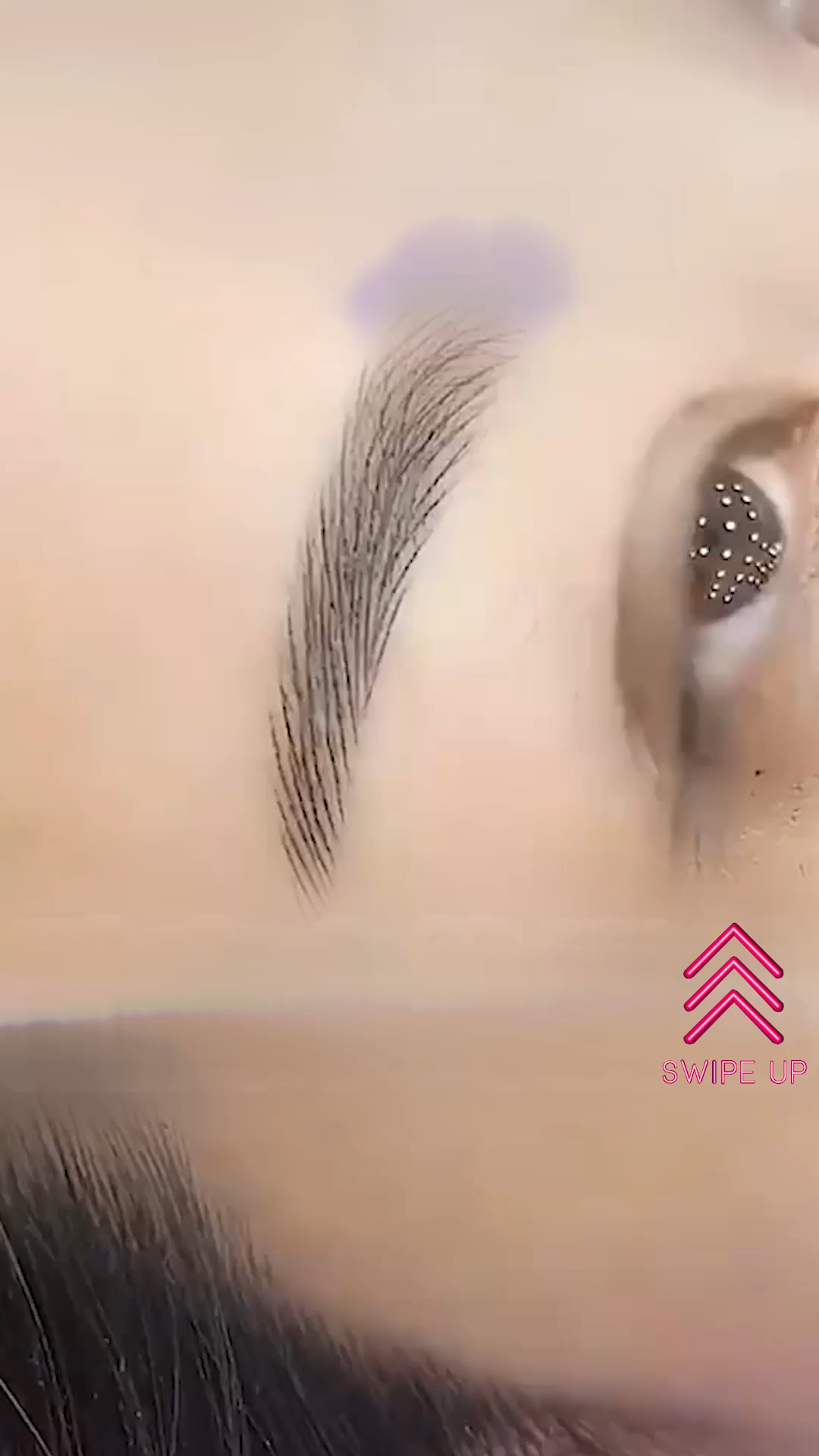 Photo of 4D Hair-like Authentic Eyebrows