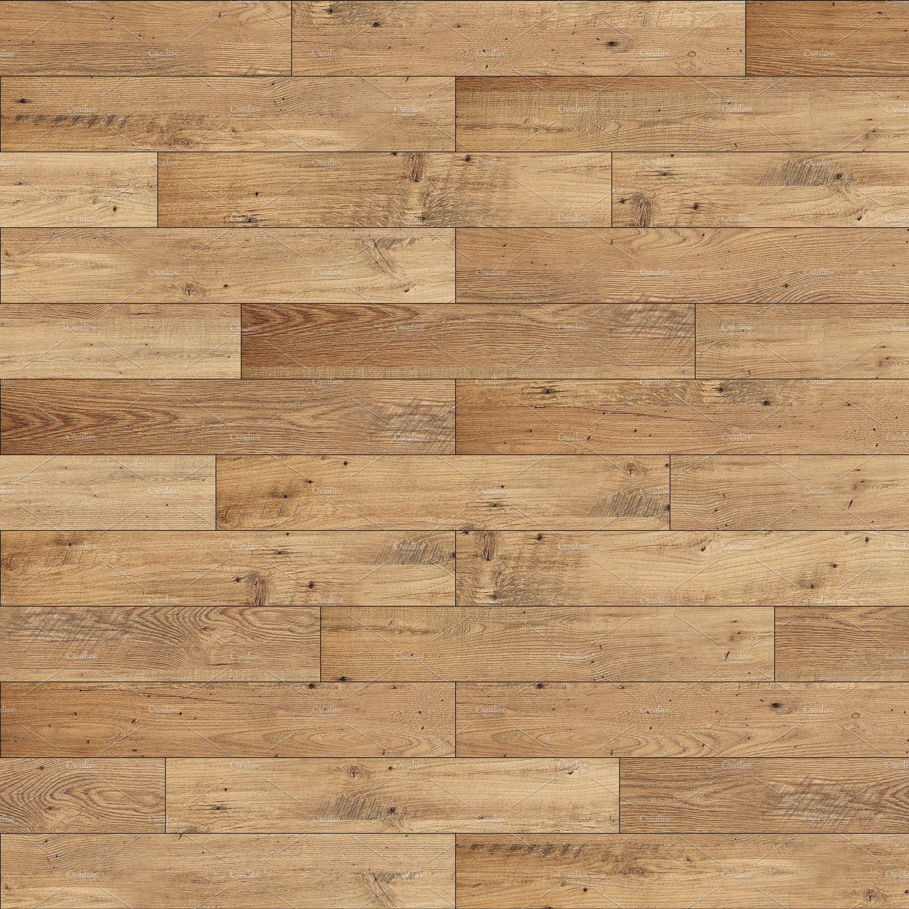 Seamless light brown parquet texture Parquet texture
