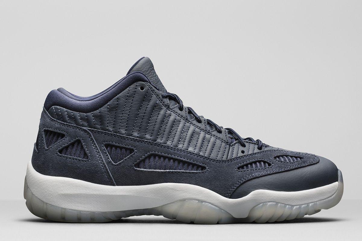 outlet store 32d0f a2093 Air Jordan XI Low IE Jordan Brand Fall 2017 Nine Sneaker Preview - EU Kicks   Sneaker Magazine