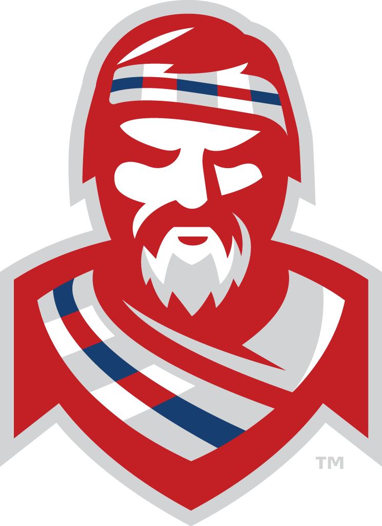 Radford Highlanders Secondary Logo (2016) Head of a