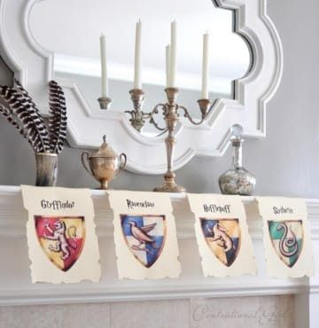 29 Essentials For Throwing The Perfect Harry Potter Party Baby