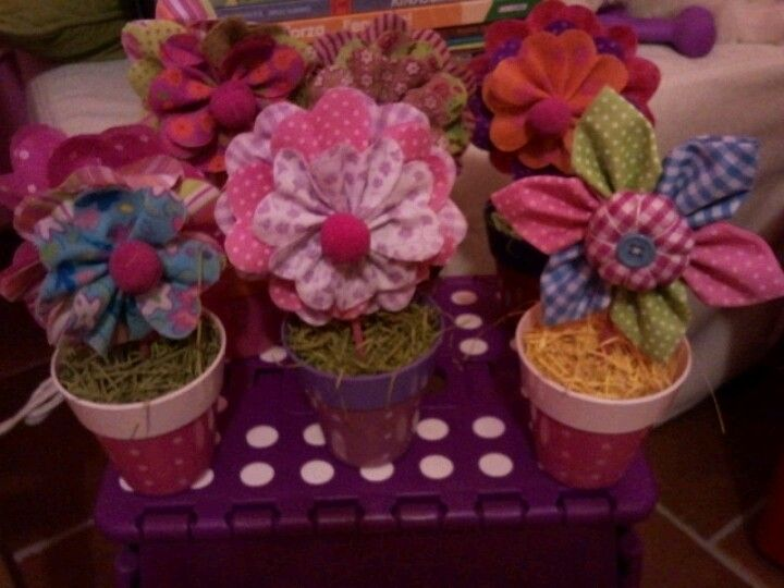 Miranda's flowers !