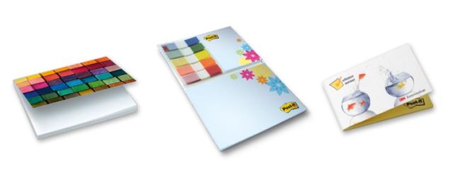Entwicklung und Umsetzung von Marketingkommunikationsmaßnahmen: Botschafter Ihrer Marke: Original Post-it notes