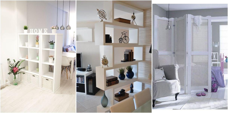 Ideas para separar ambientes sin la necesidad de paredes for Ideas para separar ambientes