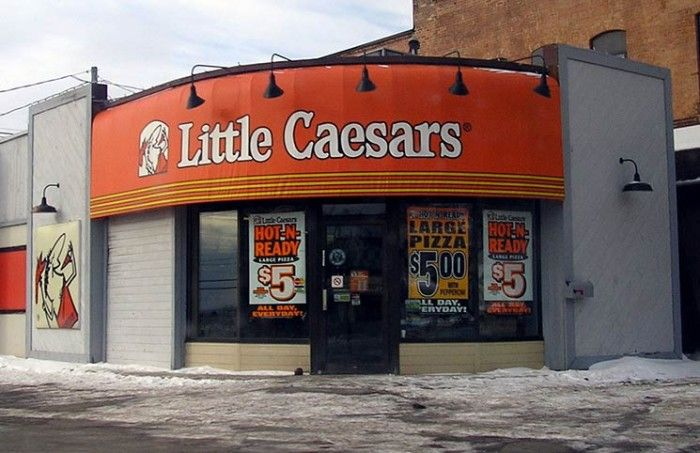 Receive A Free Coupon For Crazy Bread At Little Caesars By Having
