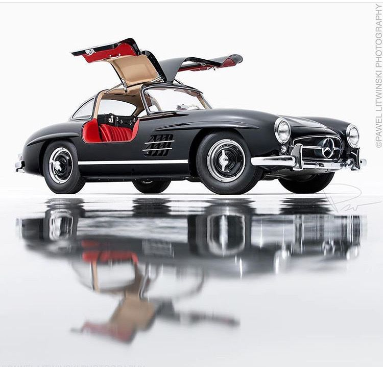 1954 Mercedes Benz 300 Sl The Gull Wing With Images Mercedes