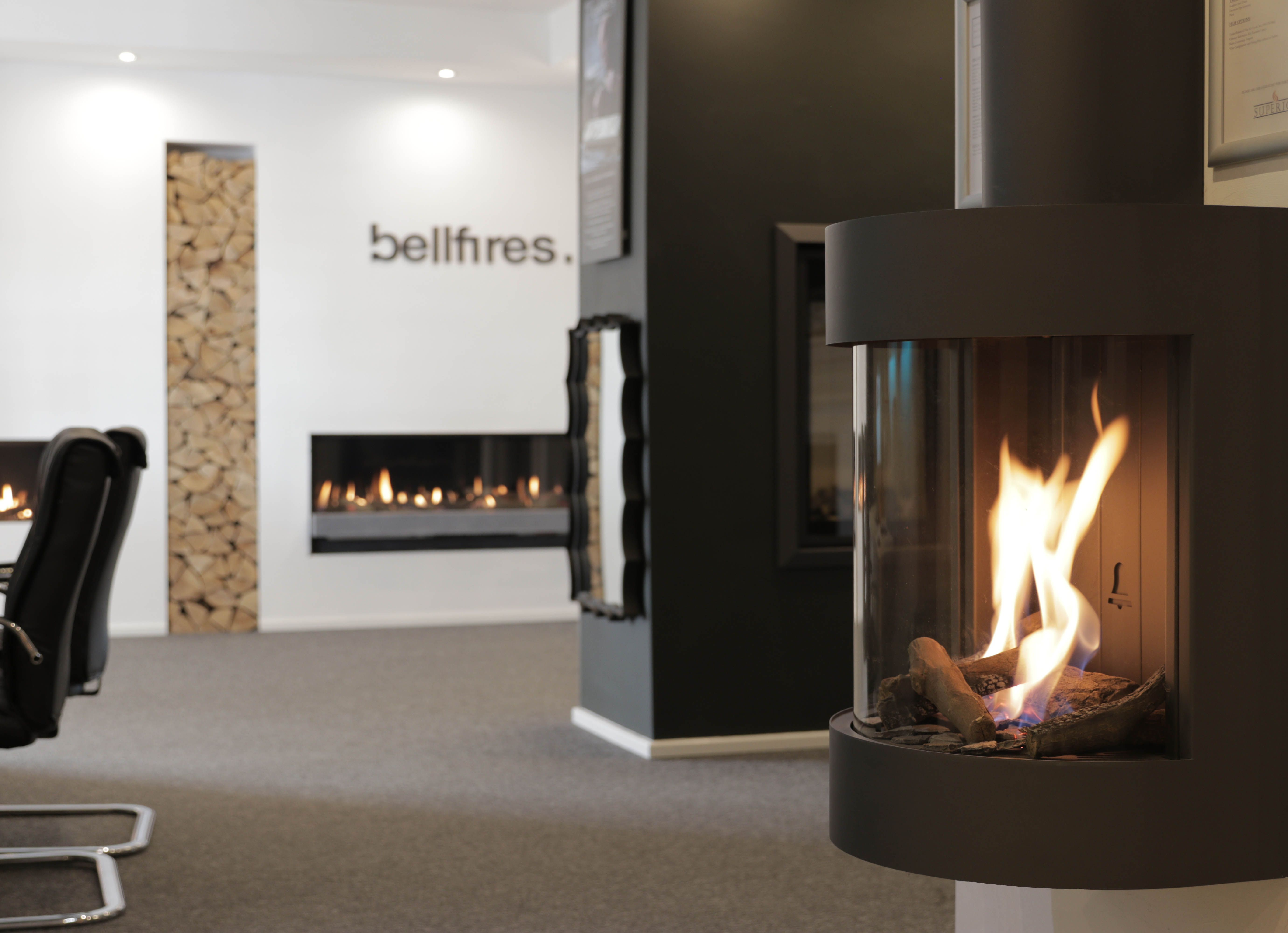 Superior Fireplaces Birmingham With Images Fireplace Wood
