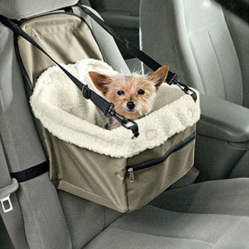 qianle panier de voiture pour chien chat lit si ge transp. Black Bedroom Furniture Sets. Home Design Ideas