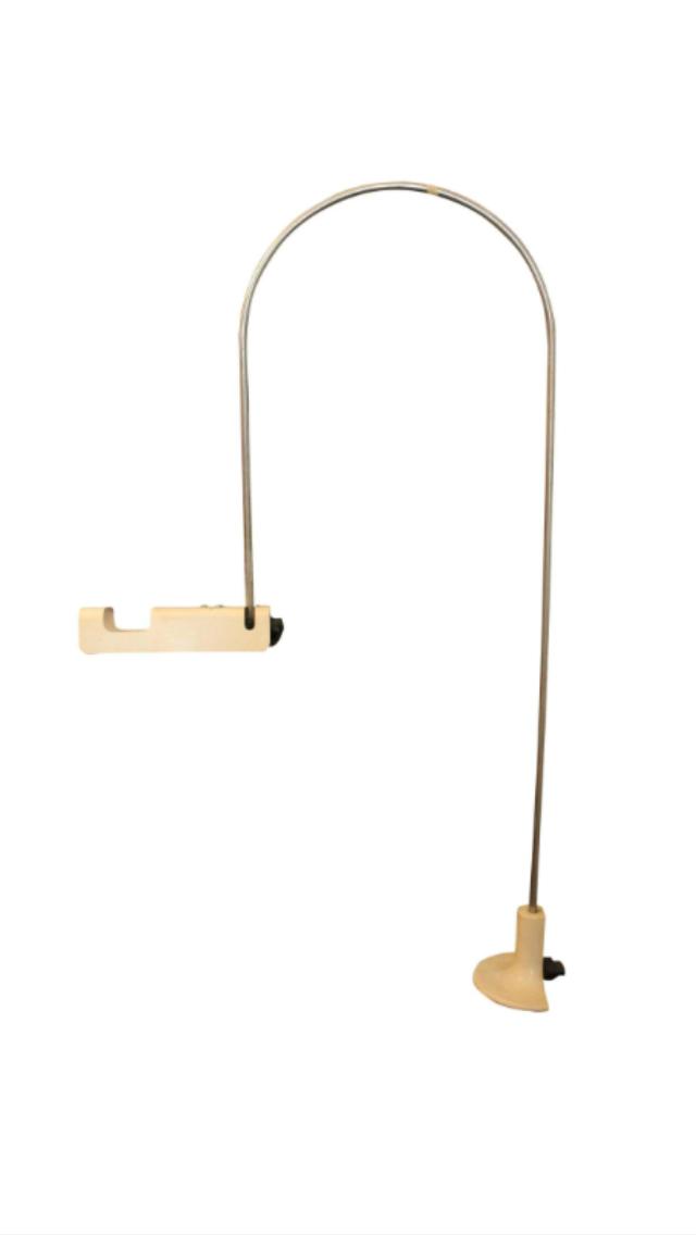 Spider Desk Arc Lamp by Joe Colombo for Oluce, 1960s 1