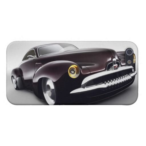 Vintage 1939 Mercury Low Rider iPhone 5/5s Case | Zazzle.com