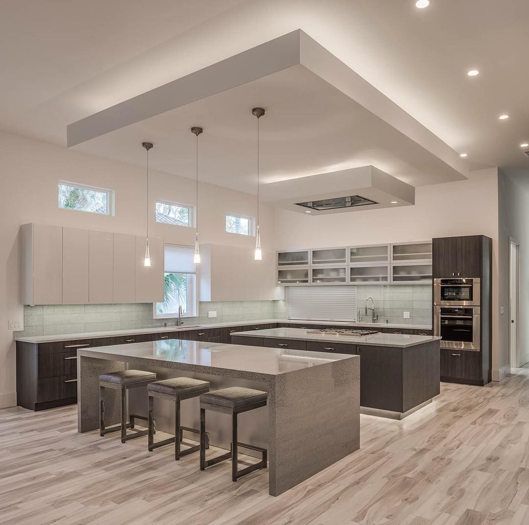 37 Stylish Design Pictures: 37+ Modern Kitchen Cabinets Ideas To Get More Inspiration