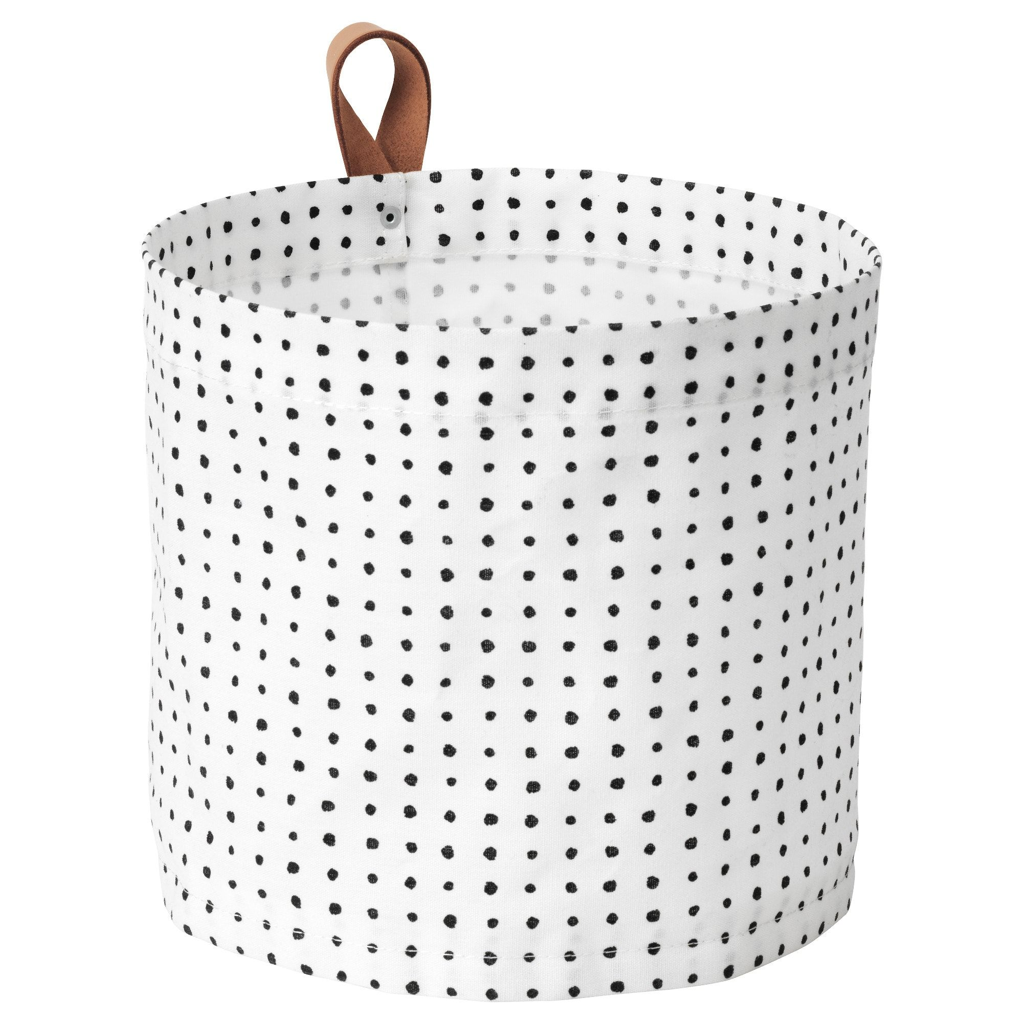 Plumsa Storage Basket Ikea Laundry Hamper Room Small