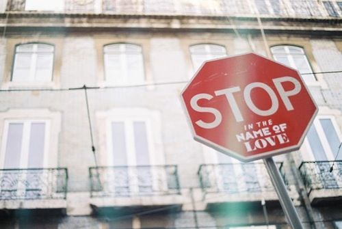 'STOP' Signs Get Hijacked To Say Lighthearted Messages