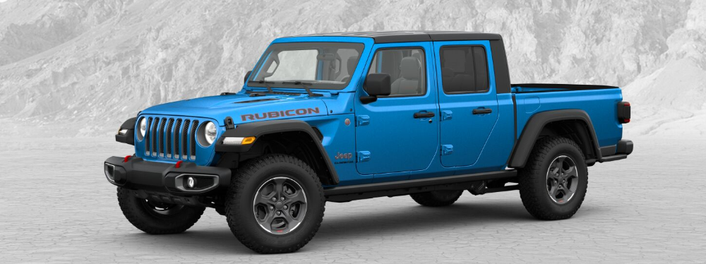 Build & Price a 2020 Jeep® Gladiator today! | Jeep in 2020 ...