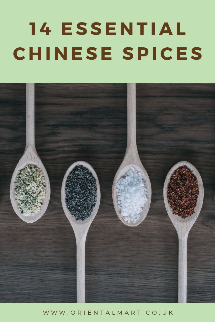 14 Essential Chinese Spices Chinese Spices Spices Chinese