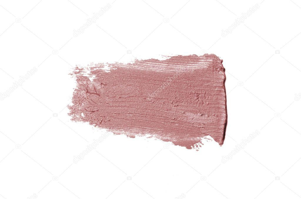 Smear And Texture Of Lipstick Or Acrylic Paint Isolated On White Background Dar Aff Lipstick Acrylic Photoshop Textures Beauty Cosmetics Design Texture