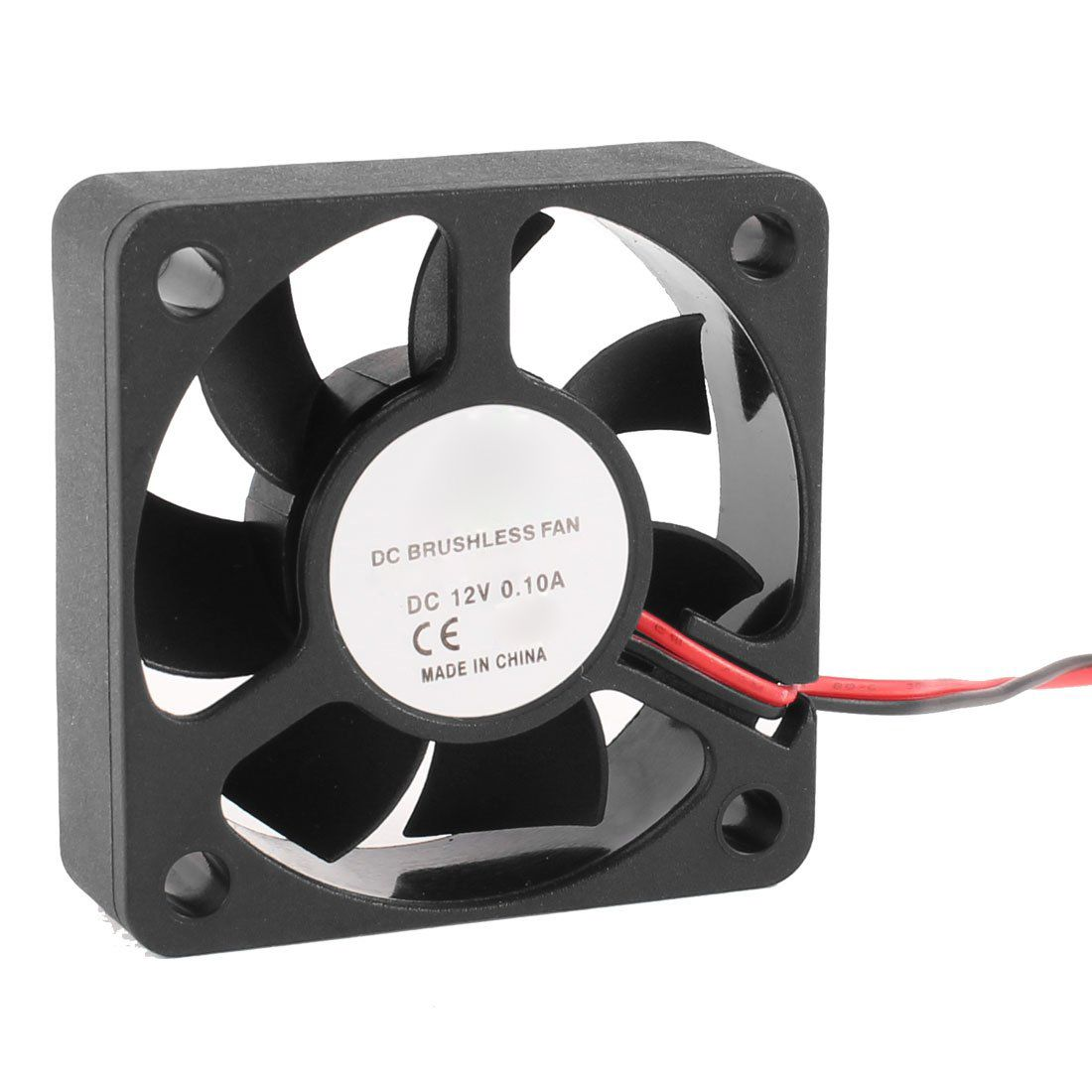 Promotion 50mm 12v 2pin 4000rpm Sleeve Bearing Pc Case Cpu Cooler