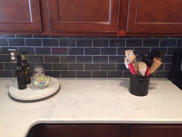 Venato Extra Quartz Kitchen Remodel Kitchen Remodeling Projects Quartz Countertops