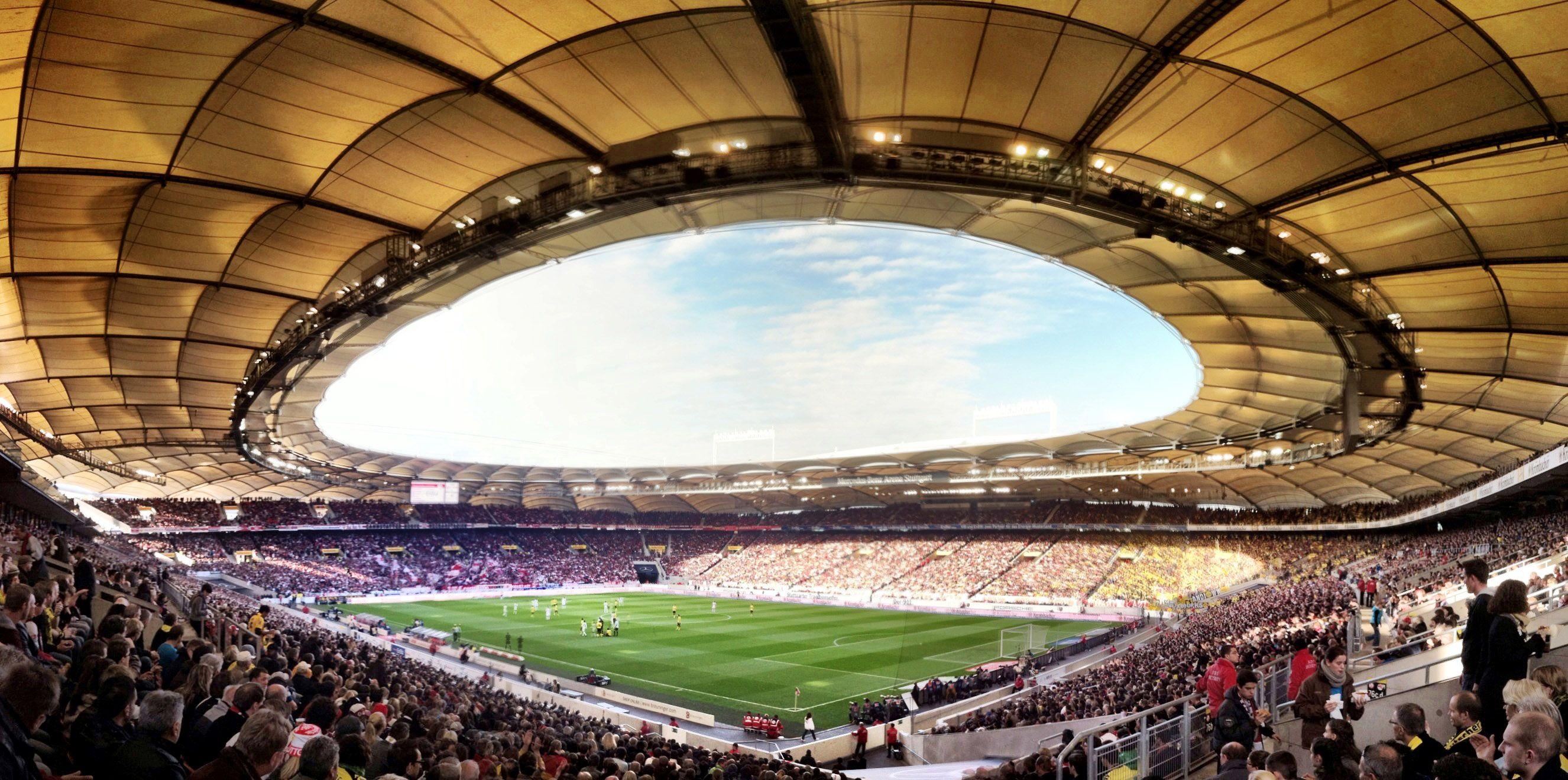 Stuttgart Mercedes Benz Arena 9ine Stuttgart Mercedes Benz