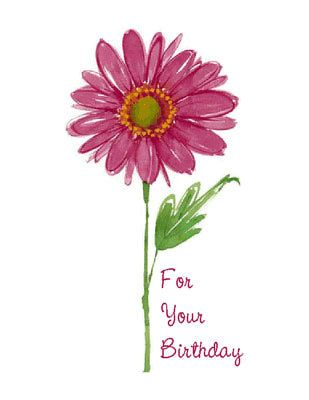 A Short But Sweet Wish Free Printable Birthday Cardsg 309400