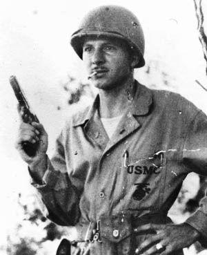 6e723e41a Second Lieutenant Herman Abady | Marines | World war two, World war ...