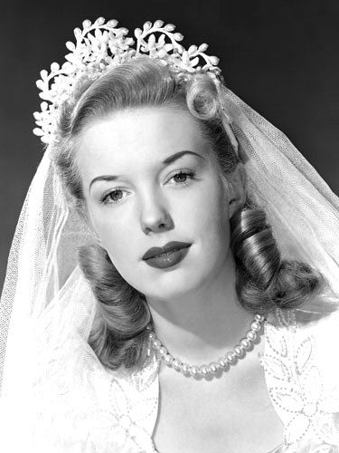 pin peggy barr vintage brides