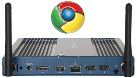 A new Chromebox has just arrived to the market: AOpen